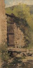Achille Formis, Il cancello