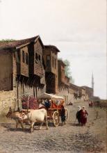 Achille Formis, La carrozza 'Koçu'