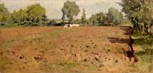 Achille Formis, Lavoro nei campi