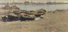 Achille Formis, Marina a Chioggia