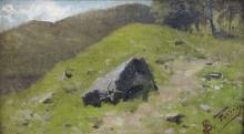 Achille Formis, Paesaggio