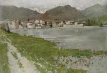 Achille Formis, Paese sul fiume