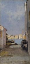 Achille Formis, Scorcio di Venezia