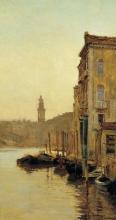 Fragiacomo, Palazzo Corner Spinelli sul Canal Grande.jpg