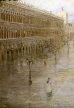 Fragiacomo, Piazza San Marco [dettaglio 1]