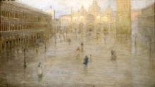 Fragiacomo, Piazza San Marco