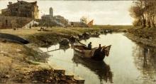 Fragiacomo, Venezia povera (La campana dell'Ave Maria)