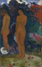 Gauguin, Adamo ed Eva   Adamo et Eve   Adamo and Eve   Adamo og Eva