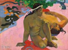 Gauguin, Aha oe feii? | Cosa? Sei gelosa? | Quoi? Es-tu jaloux? | What? Are you jealous?