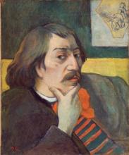 Gauguin, Autoritratto   Autoportrait   Self portrait