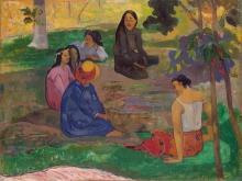 Gauguin, Conversazione | Conversation