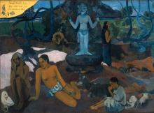 Gauguin, Da dove veniamo? Cosa siamo? Dove stiamo andando? [dettaglio 1]