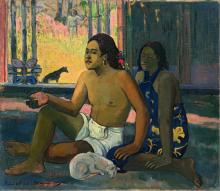 Gauguin, Eiaha ohipa