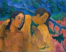 Paul Gauguin, Fuga | Escape