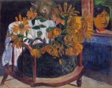 Gauguin, Girasoli   Tournesols   Sunflowers