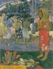 Gauguin, Ia orana Maria   Ave Maria   Je vous salue Marie   Hail Mary
