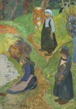Gauguin, In Bretagna | En Bretagne | In Brittany