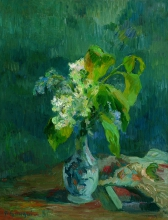 Gauguin, Lillà | Lilas | Lilacs | Lila