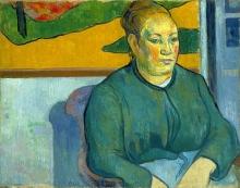 Gauguin, Madame Roulin