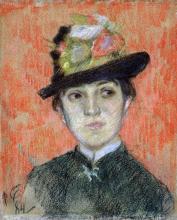 Gauguin, Mademoiselle Manthey
