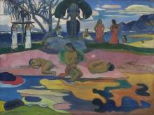 Gauguin, Mahana no Atua | Giorno del Dio | Jour de Dieu | Day of the God