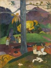 Gauguin, Mata mua | C'era una volta | Il était une fois | In olden times | Erase una vez
