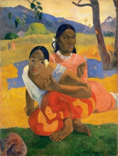 Gauguin, Nafea faa ipoipo | Quando ti sposi ? | Quand te maries-tu ? | When will you get married ?