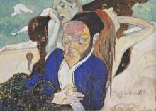 Gauguin, Nirvana: ritratto di Meyer de Haan | Nirvana: portrait de Meyer de Haan | Nirvana: portrait of Meyer de Haan