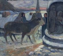 Gauguin, Notte di Natale | Nuit de Noël | Christmas night