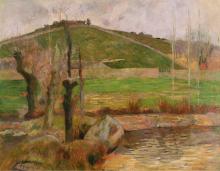 Gauguin, Paesaggio presso Pont Aven.png