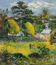Gauguin, Paesaggio.jpg