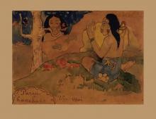 Gauguin, Parau hano hano | Parole terribili | Mots terribles | Terrible words