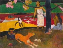 Gauguin, Pastorali tahitiane | Pastorales tahitiennes | Tahitian pastorals