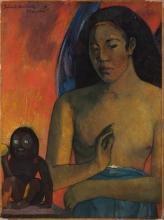 Gauguin, Poêmes barbares | Poesie barbariche | Barbarian poems