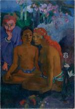 Paul Gauguin, Racconti barbarici | Contes barbares | Barbarian tales | Barbarische Erzählungen