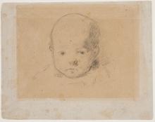 Gauguin, Ritratto del figlio del pittore, Clovis   Portrait du fils de l'artiste Clovis   Portrait of the artist's son Clovis