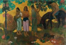Gauguin, Ruperupe