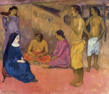 Gauguin, Sorella di carita.jpg