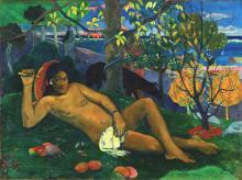 Gauguin, Te Arii Vahine | La regina | La reine | The queen