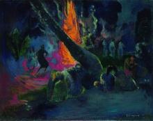 Gauguin, Upa upa | La danza del fuoco | La danse du feu | The fire dance