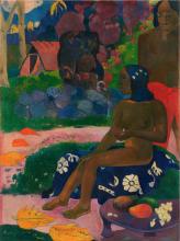 Gauguin, Vairaumati tei oa   Il suo nome è Vairaumati   Son nom est Vairaumati   Her name is Vairaumati