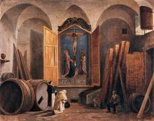 Lorenzo Gelati, Fra Angelico nel refettorio di San Domenico