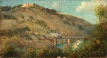 Gelati, La ferrovia del granduca a Lucca