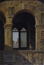 Gelati, Una finestra del Bargello.jpg