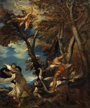 Théodore Géricault, Il martirio di San Pietro (da Tiziano) | Das Martyrium des hl. Petrus (nach Tizian) | Le Martyre de saint Pierre (d'après Titien) | The Martyrdom of Saint Peter (after Titian)