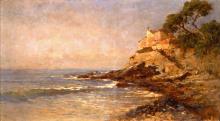 Eugenio Gignous, Marina ligure