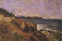 Eugenio Gignous, Marina