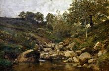 Eugenio Gignous, Quiete