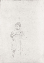 Gioli Francesco, Bambina.jpg