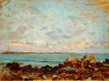 Gioli Francesco, Castiglioncello [1895-1900].jpg